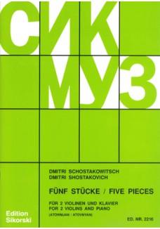 5 Stücke