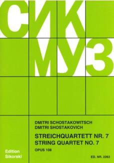 Streichquartett Nr. 7 op.108