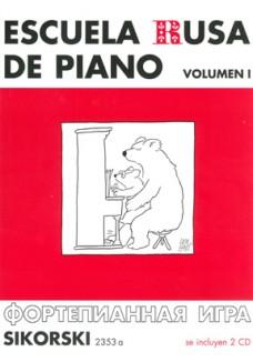 Escuela rusa de piano 1