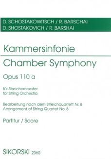 Kammersinfonie op.110 a