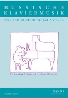 Russische Klaviermusik Bd. 1