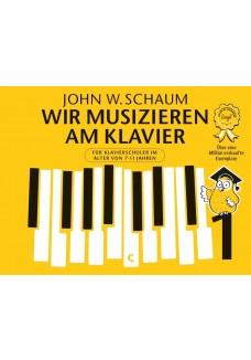Wir Musizieren Am Klavier, Bd. 1