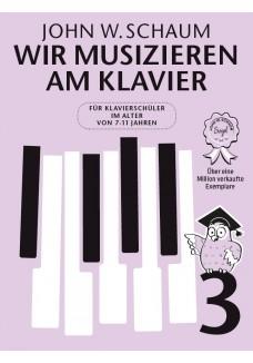 Wir Musizieren Am Klavier Bd. 3