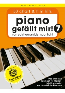 Piano gefällt mir! Band 7 + Audio