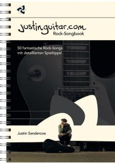 justinguitar.com Rock-Songbook