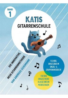 Katis Gitarrenschule Bd. 1