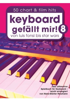 Keyboard Gefällt Mir 8
