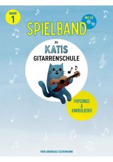 Katis Gitarrenschule Bd. 1, Spielband 1
