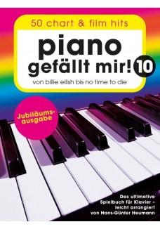 Piano gefällt mir! Band 10 (Jubiläumsausgabe)