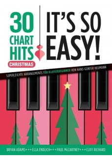 30 Charthits - It´s so easy! Christmas