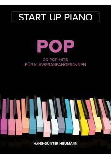 Start Up Piano - Pop