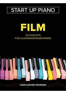 Start Up Piano - Film