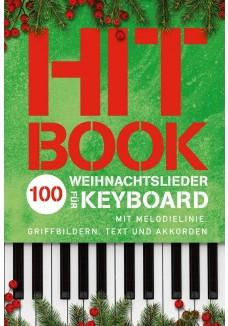 Hitbook - 100 Weihnachtslieder für Keyboard