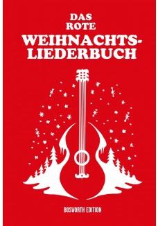 Das rote Weihnachtsliederbuch