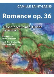 Romance op. 36