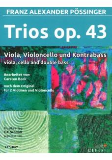 Trios op. 43
