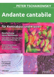 Andante cantabile aus op. 11