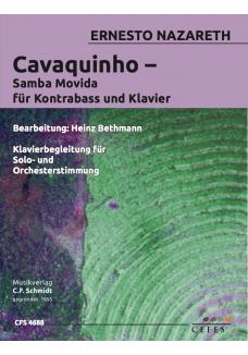Cavaquinho - Samba Movida