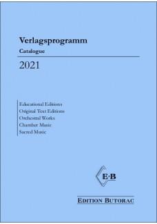 Gesamtkatalog 2021