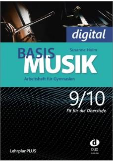 Basis Musik 9/10 - Arbeitsheft digital