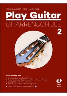 Play Guitar Gitarrenschule 2