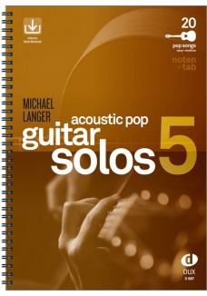 Acoustic Pop Guitar Solos 5