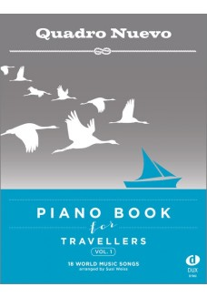 Piano Book for Travellers (Vol. 1)