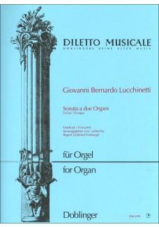 Sonata a due Organi