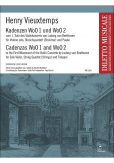 2 Kadenzen zum Beethoven Violinkonzert
