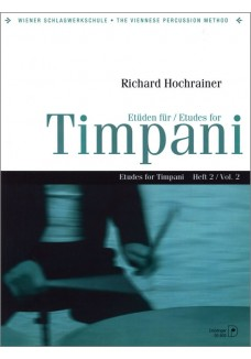 Etüden für Timpani Heft 2
