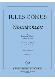 Violinkonzert e-moll