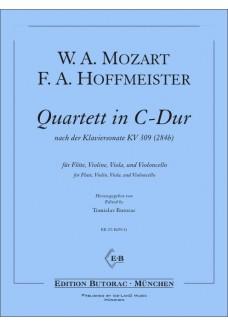 Quartett in C-Dur nach der Klaviersonate KV 309