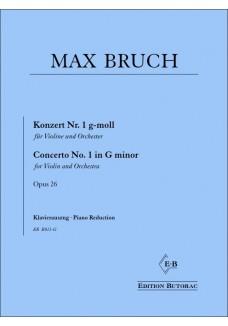 Konzert Nr. 1 g-moll op. 26