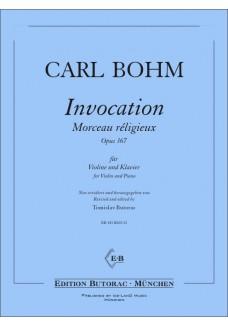 Invocation - Morceaux religieux op. 367