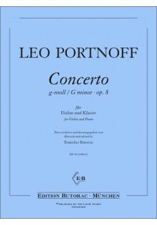 Concerto g-moll op. 8