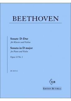 Violinsonate Nr. 1 D-Dur op. 12 Nr. 1
