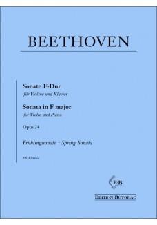 Violinsonate F-Dur op. 24 Frühlingssonate