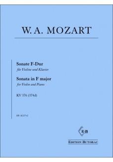 Violinsonate F-Dur KV 376 (374d)