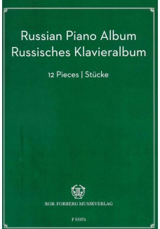 Russisches Klavieralbum