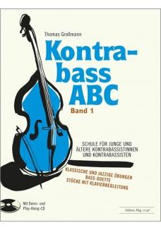 Kontrabass ABC Band 1 Schule