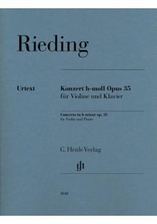 Konzert h-moll Opus 35
