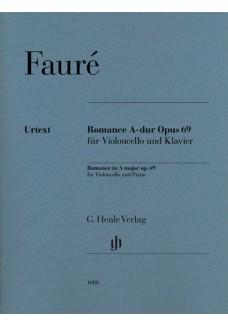 Romance A-dur op. 69