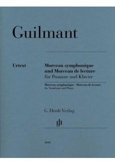 Morceau symphonique op. 88 und Morceau de lecture