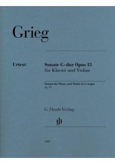 Sonate G-dur op. 13