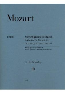 Streichquartette Band 1