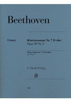 Klaviersonate Nr. 7 D-dur op. 10 Nr. 3