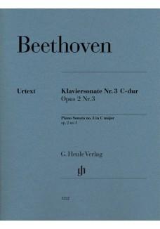 Klaviersonate Nr. 3 C-dur op. 2 Nr. 3