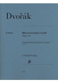 Bläserserenade d-moll op. 44