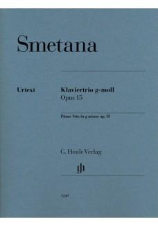 Klaviertrio g-moll op. 15
