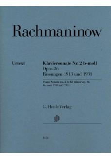 Klaviersonate Nr. 2 b-moll op. 36